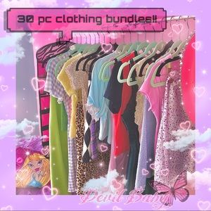 💜giant mystery clothing lot💜
